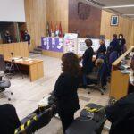 Villaquilambre celebra el Día Internacional de la Eliminación de la Violencia Contra la Mujer