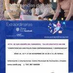 San Andrés acoge un taller online de competencias digitales para mujeres emprendedoras y empresarias del municipio