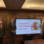 El alcalde de León recibe a los promotores de Iniciativa Autonómica Leonesa