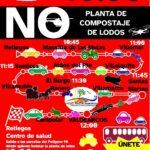 Izquierda Unida de León local participará en la caravana convocada por la Asociación Medioambiental Valle de Valdearcos.