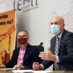 El alcalde y el concejal de Participación Ciudadana dan a conocer los resultados de la votación del `Presupuesto participativo 2021`, dotado con 400.000 euros